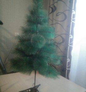 Новогодняя Ёлка Сосна иск. 120 см