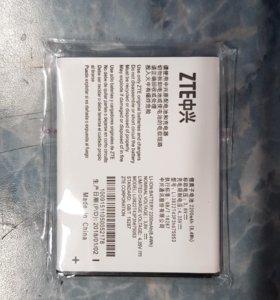 АКБ аккумуляторная батарея ZTE Q LUX