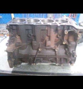 Блок цилиндров 2,4 форд транзит