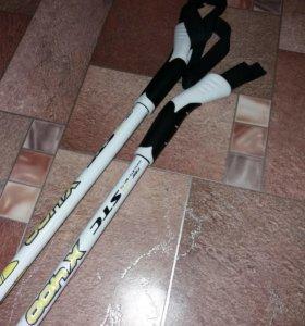 Палки лыжные, 110 см