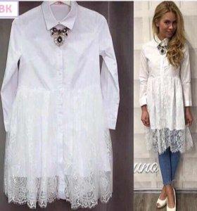 Платье-туника новые