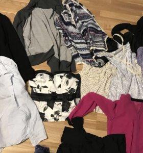Вещи бу для женщины пакетом