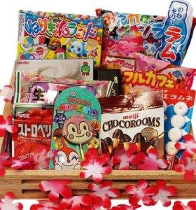 Mystery-Box Китайские сладости