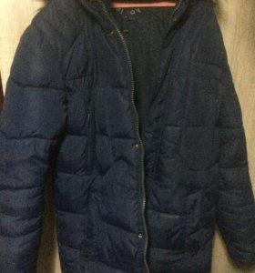 Пуховик куртка  Мужская зимняя