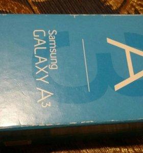 Samsung galaxy A3 16гб.