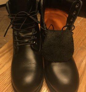 Ботинки женские Timberland 38 р-р (24 см)
