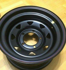 Диски на УАЗ off road wheels