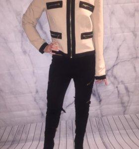 Пиджак в стили Chanel (Новый)