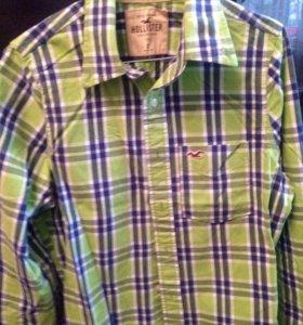 Рубашка мужская, фирменная