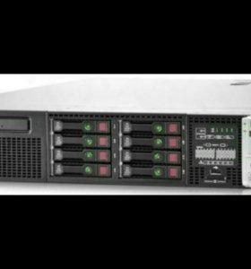 Сервер HP ProLiant DL380p Gen8