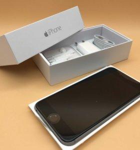 Apple iPhone 6 (16-64gb). Гарантия 12 мес .