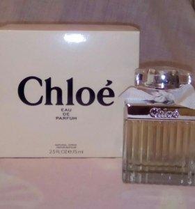 Chloe'-парфюмированная вода.