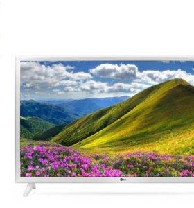 "Новый Телевизор LED LG 32"" 32LJ519U белый, LG"