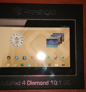 Планшет prestigio multipad 4 diamond 10.1 3g