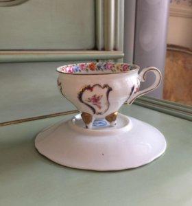 Чайная пара фарфор