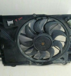 Диффузор вентилятора Chevrolet Aveo T300 1.6