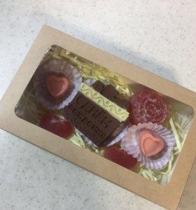 Набор из шоколада