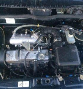 Двигатель 1.5 8кл ваз 2114