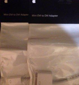 Адаптер переходник Apple DVI to DVI M 9321