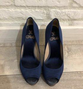 Туфли Vero Cuoio 35 размер