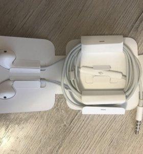 Наушники Apple Айфон 6 (оригинал)