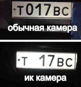 Нано пленка на номера авто