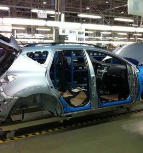 Запчасти Nissan Murano z50 б. у авторазбор