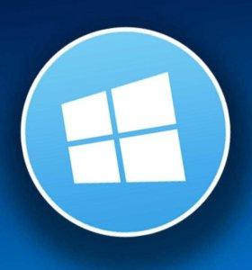 Переустановка Windows.Быстро,качественно.