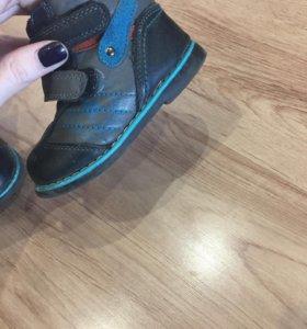 Ботинки деткие