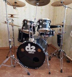 Барабанная установка ddrum d2
