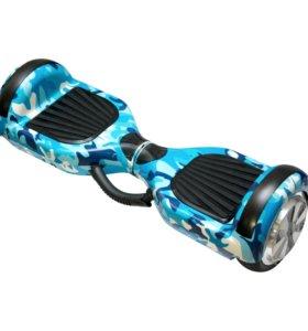 Гироскутер Smart Balance 6,5 дюймов «Синий хаки»