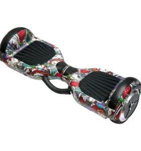 Гироскутер Smart Balance 6,5 дюймов «Клоун»