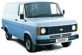 Запчасти Ford-Transit