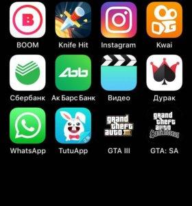 Айфон 5s продам или обменяю