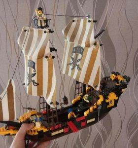 Корабль лего
