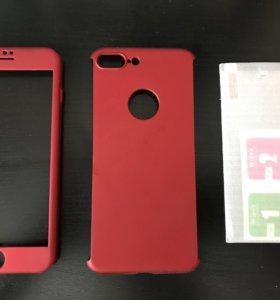 Чехол противоударный iPhone 7 Plus