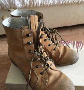 Ботинки зимние .Сапоги
