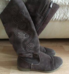 Сапоги зимние .Ботинки