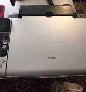 Принтер, сканер 2 в 1