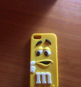 Чехол на IPhone 5s,5