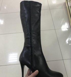 Новые сапоги