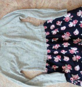 Платье, джемпер, футболка