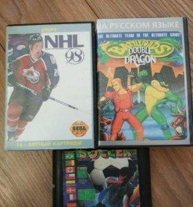 Игры на Sega 16 bit