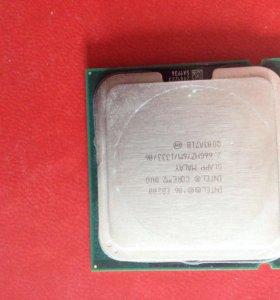 Процессор Intel Core 2 Duo E 8200, 6M , 2,66 GHz