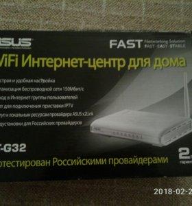 Роутер wi-fi ASUS RT-G32