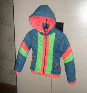 Курточка р-р 116-й