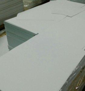 Бумага офисная белая для принтера  А4(80 и 100г.)
