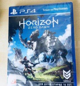Horizon Zero Dawn на PS4