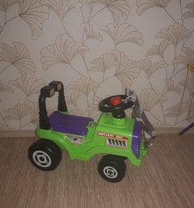 Продам детский трактор