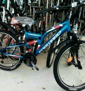 Велосипед Forward cruncer2.0 24